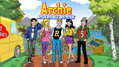 'Archie Riverdale Rescue' Gang – BANG!!