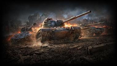 'World of Tanks Blitz' – blitzkrieg-ed