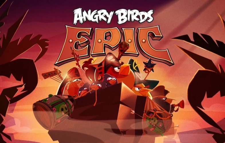 Angry Birds Epic – YES!!!